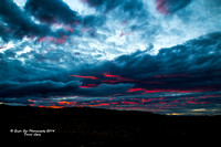 10-18-14 Fire in the Sky - Concord, NH