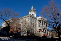 1008PS The NH State Capital Building - Concord, NH 11-23-16