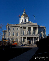 1006PS The NH State Capital Building - Concord, NH 11-23-16