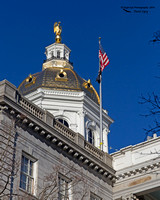 1009PS The NH State Capital Building - Concord, NH 11-23-16