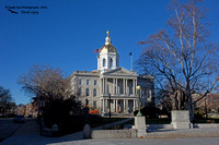 1014PS The NH State Capital Building - Concord, NH 11-23-16