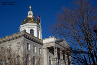 1007PS The NH State Capital Building - Concord, NH 11-23-16