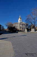 1015PS The NH State Capital Building - Concord, NH 11-23-16