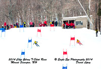 03-22-14 Chip Gilroy - Mt. Sunapee T-Shirt Race
