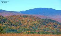 1018PS Mt Moosilauke - Photographed from the top of the Tripoli Road Exit Ramp - North Woodstock, NH 10-14-16