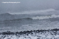02-13-14 Photographing a Nor'Easter at the Coast