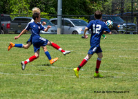 1018 - Bow United Soccer Club U12 Boys - Spring Season Semi-final Championship Match - Manchester, NH 06-20-15